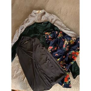 Blouses lot of  4